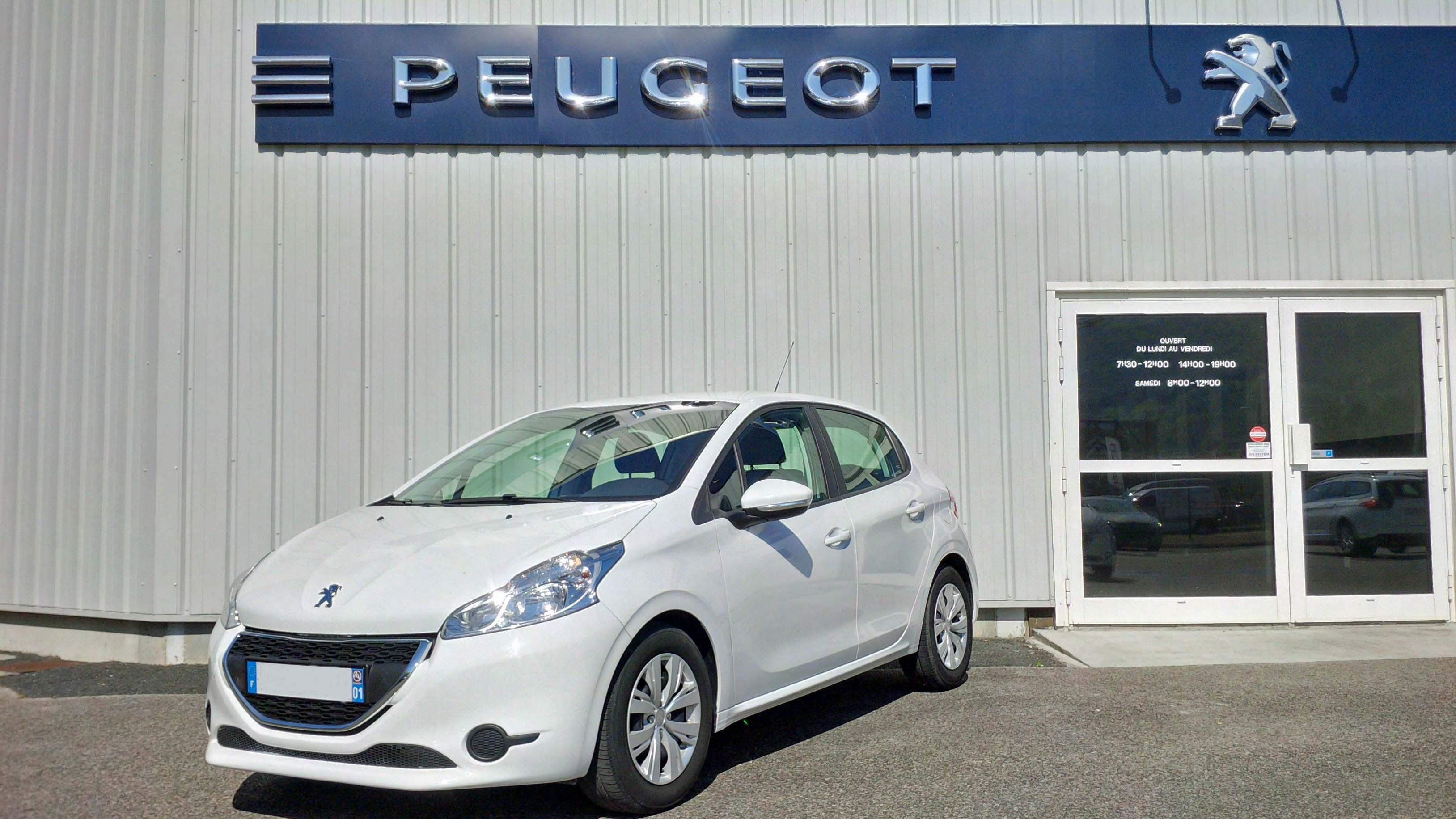 Peugeot lagnieu garage gauthier for Garage peugeot portugal